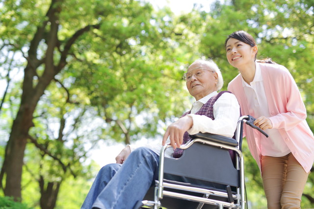バリアフリー対応で高齢者にも安心